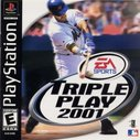 Cover zu Triple Play 2001 - PlayStation