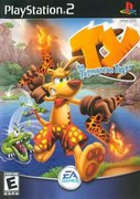 Cover zu Ty the Tasmanian Tiger - PlayStation 2