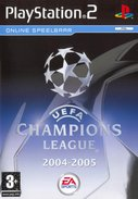 Cover zu UEFA Champions League 2004-2005 - PlayStation 2