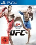 Cover zu EA Sports UFC - PlayStation 4