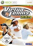 Cover zu Virtua Tennis 2009 - Xbox 360
