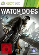 Cover zu Watch Dogs - Xbox 360