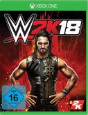 Cover zu WWE 2K18 - Xbox One