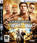 Cover zu WWE Legends of WrestleMania - PlayStation 3