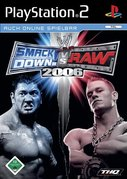 Cover zu WWE Smackdown! vs. Raw 2006 - PlayStation 2
