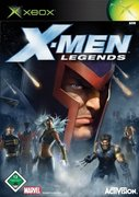 Cover zu X-Men Legends - Xbox