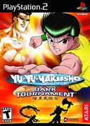 Cover zu Yu Yu Hakusho: Dark Tournament - PlayStation 2
