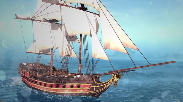 Assassin's Creed Pirates - Test-Video