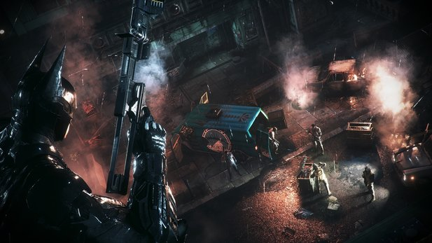 Batman: Arkham Knight kommt mit Dual-Play-Feature statt Koop-Multiplayer