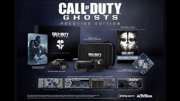 Call of Duty: Ghosts - Prestige-Edition