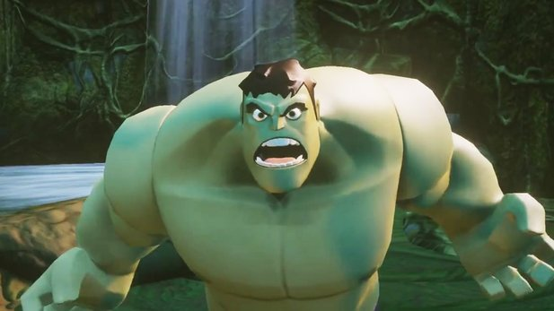 Disney Infinity - Ingame-Trailer zu den Marvel-Superhelden