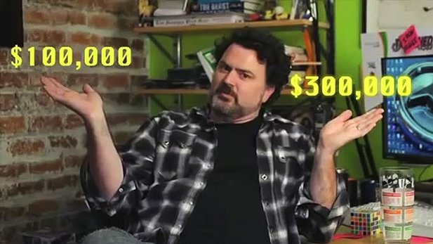 Double Fine Adventure - Tim Schafers Video-Aufruf zum Crowd-Funding