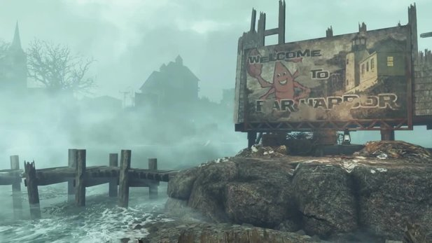 Fallout 4: Far Harbor - Launchtrailer zum Story-DLC