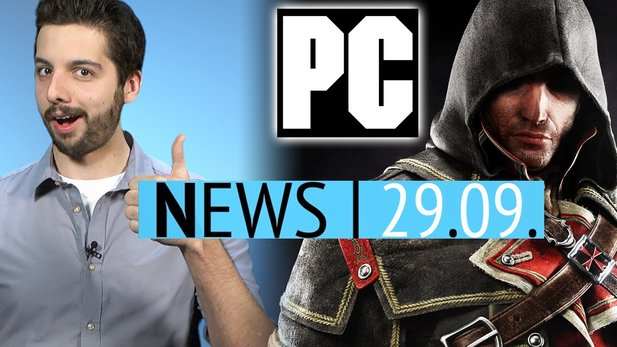 News - Montag, 29. September 2014 - Assassin's Creed Rogue für PC, Destiny-Zukunft geleakt