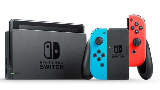 Alle Infos zur Nintendo Switch.