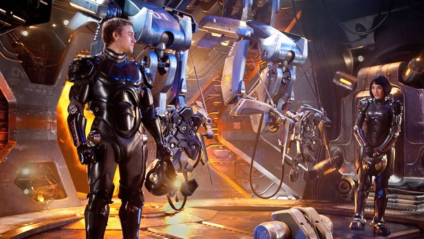 Pacific Rim - Kino-Trailer: Monster vs. Roboter