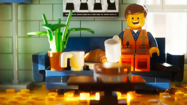 The LEGO Movie - Deutscher Trailer zum Animationsfilm