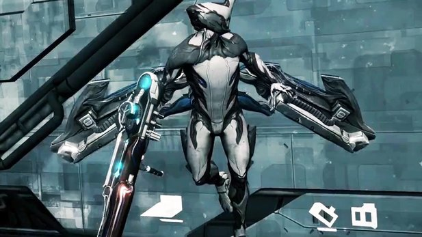 Warframe - Teaser-Trailer zum »Archwing«-Update