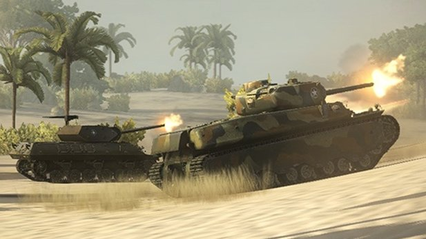 World of Tanks - Preview-Video zur Xbox 360-Edition