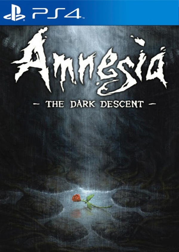 Cover zu Amnesia: The Dark Descent