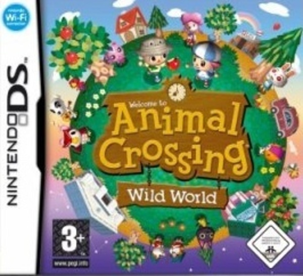 Cover zu Animal Crossing: Wild World
