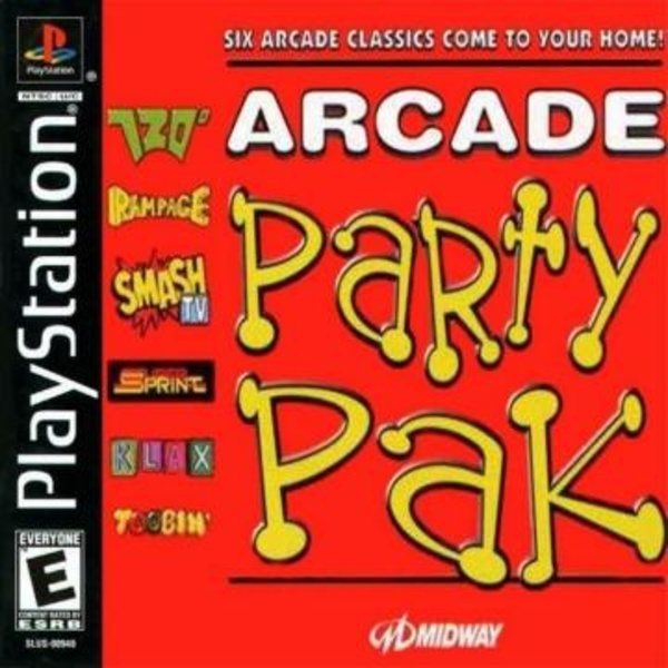 Cover zu Arcade Party Pak