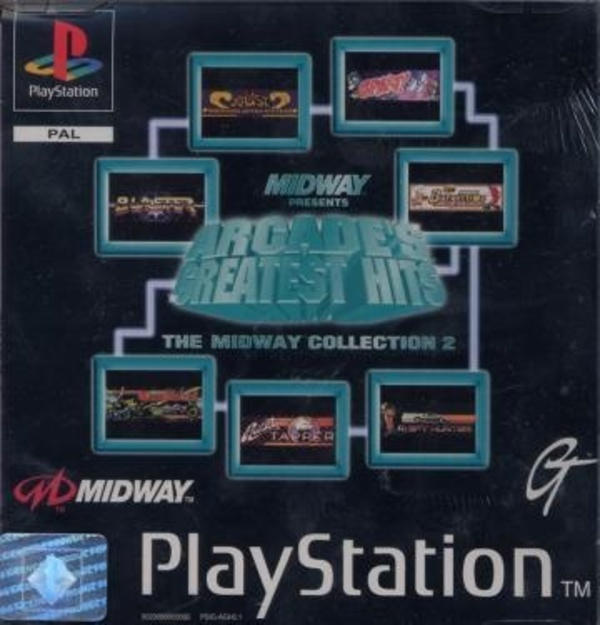 Cover zu Arcade's Greatest Hits: The Midway Collection 2