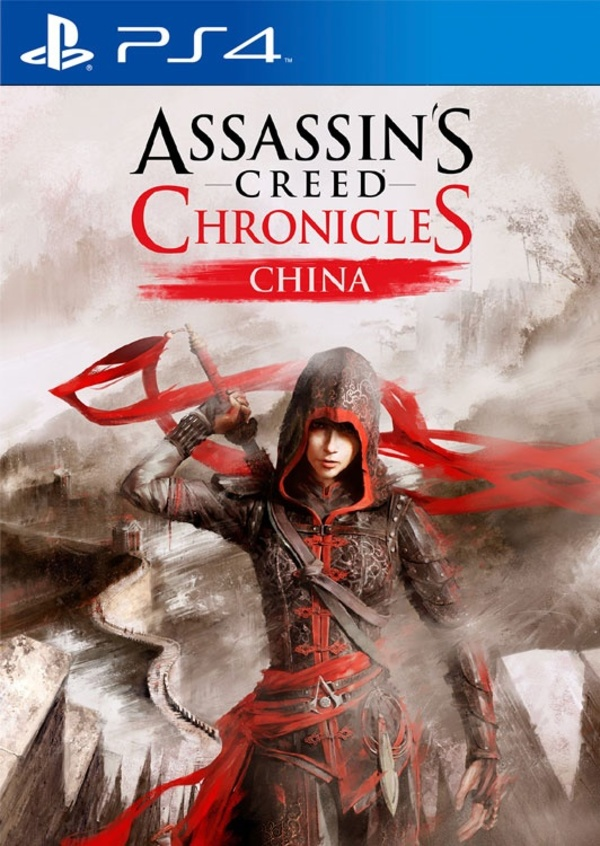 Cover zu Assassin's Creed Chronicles: China