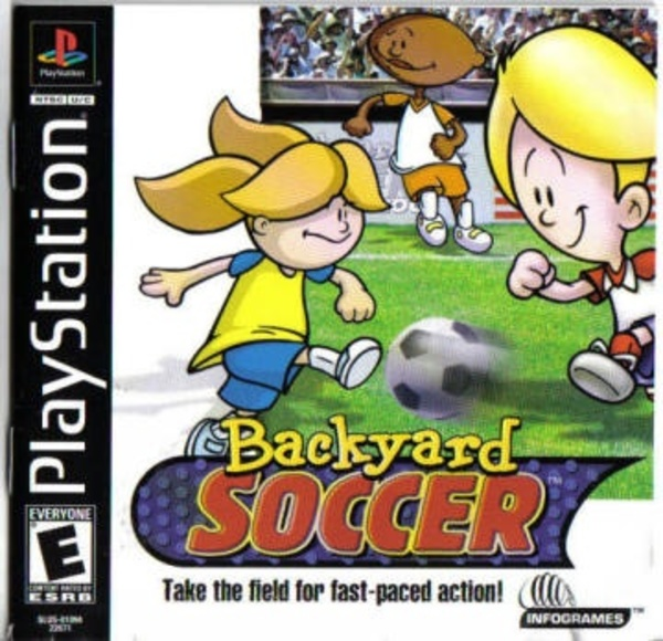 Cover zu Backyard Soccer