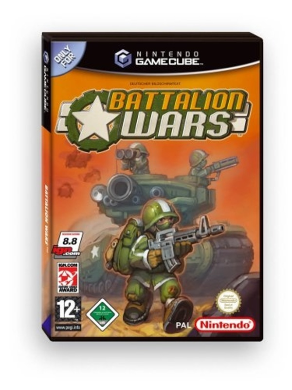 Cover zu Battalion Wars