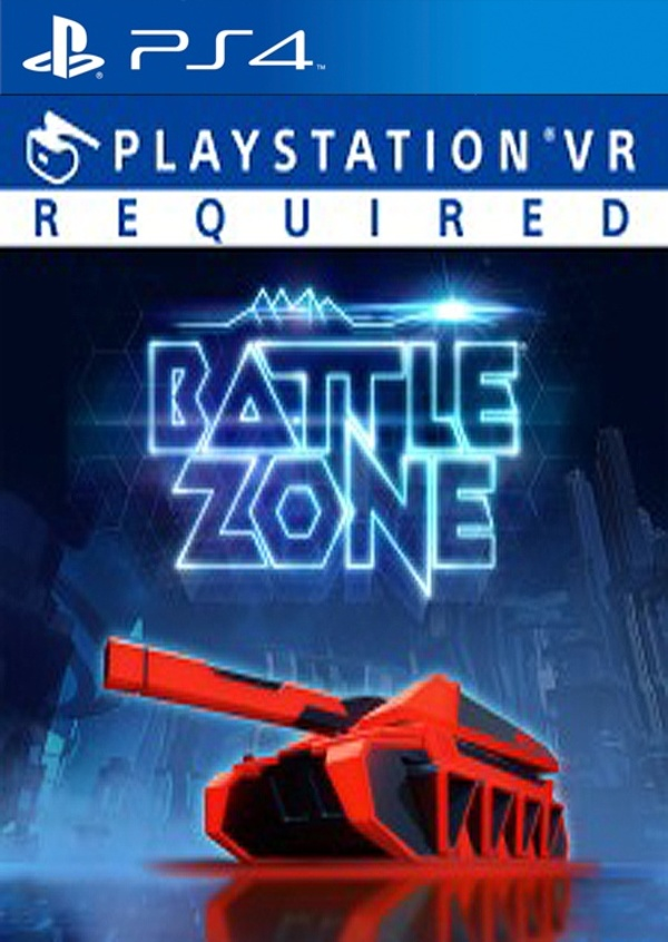 Cover zu Battlezone VR