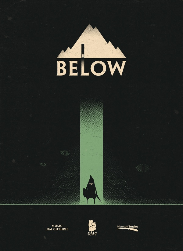 Cover zu Below