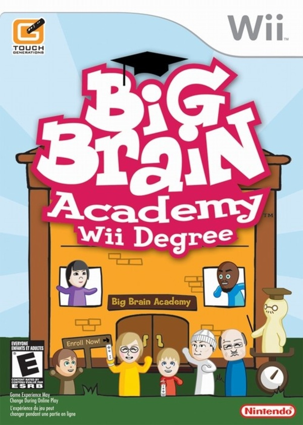 Cover zu Big Brain Academy