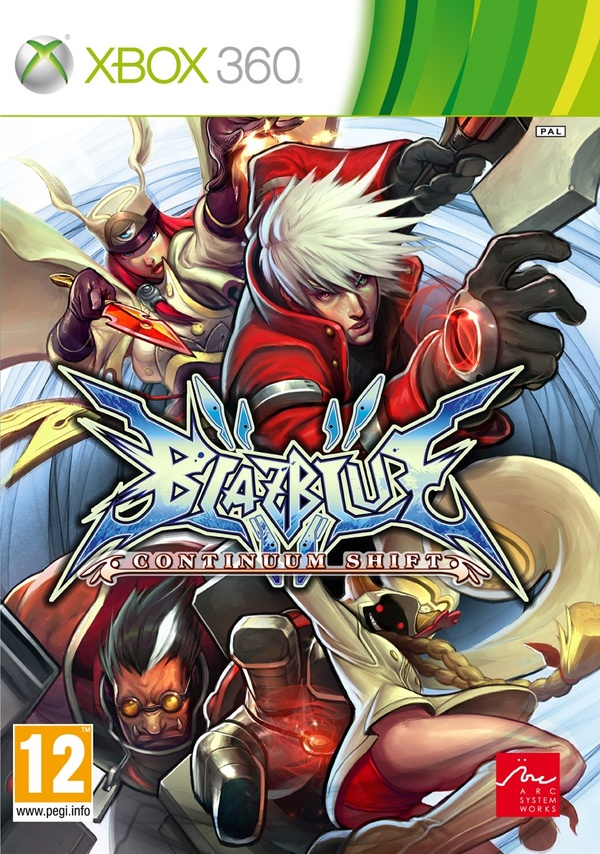 Cover zu BlazBlue: Continuum Shift