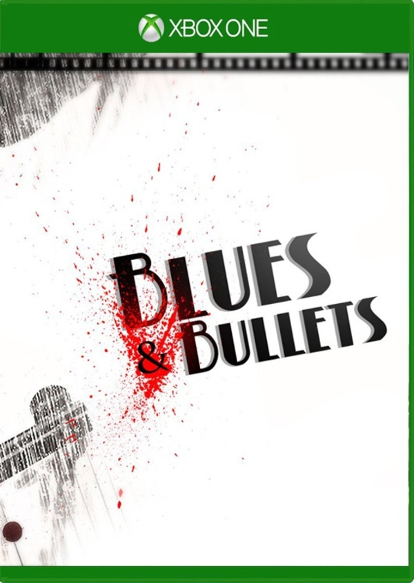 Cover zu Blues & Bullets