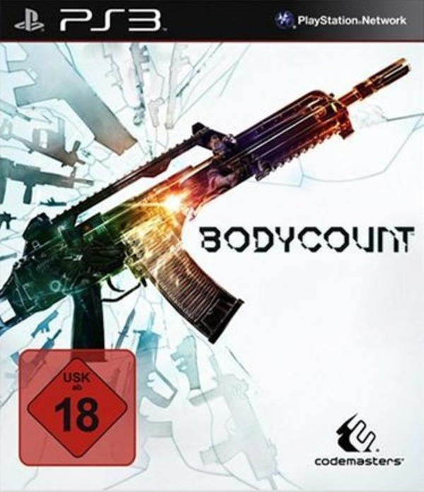 Cover zu Bodycount