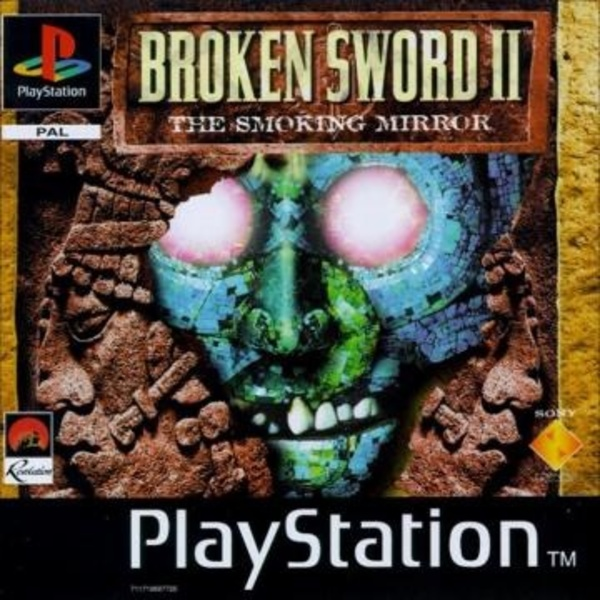 Cover zu Broken Sword: The Smoking Mirror