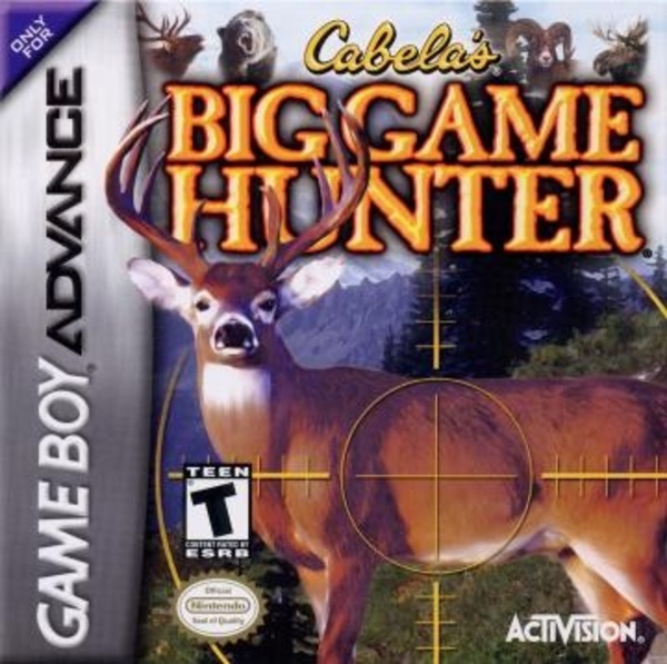 Cover zu Cabela's Big Game Hunter