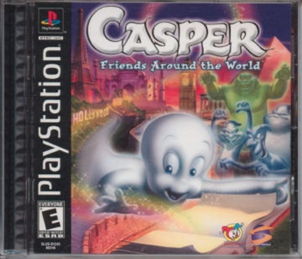Cover zu Casper: Friends Around the World