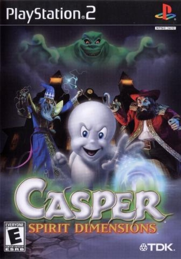 Cover zu Casper: Spirit Dimensions