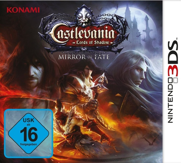 Cover zu Castlevania: Lords of Shadow - Mirror of Fate