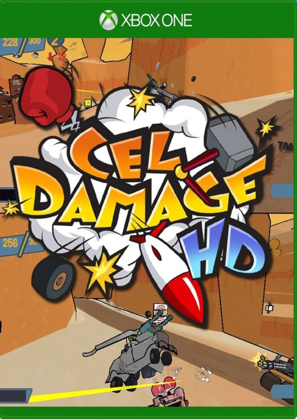 Cover zu Cel Damage HD
