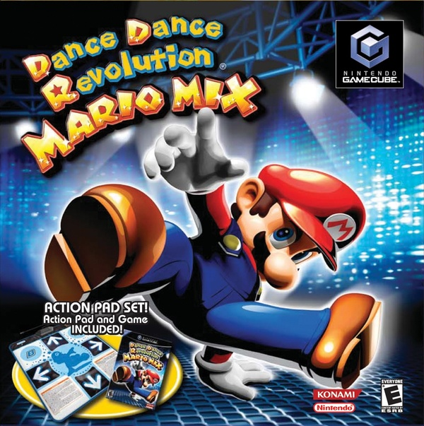Cover zu Dancing Stage: Mario Mix