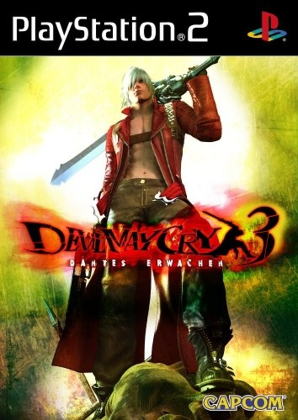 Cover zu Devil May Cry 3 Special Edition