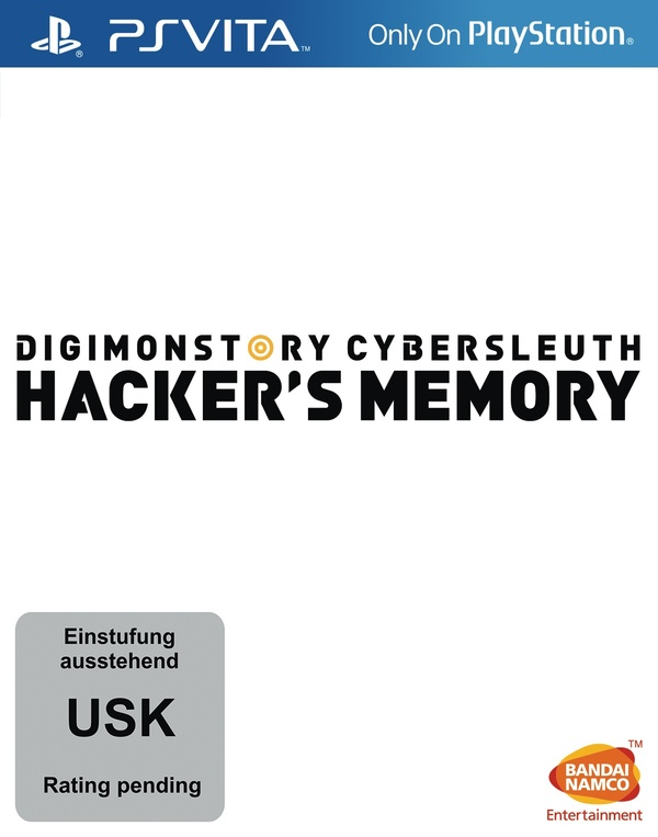 Cover zu Digimonstory Cyber Sleuth: Hacker's Memory