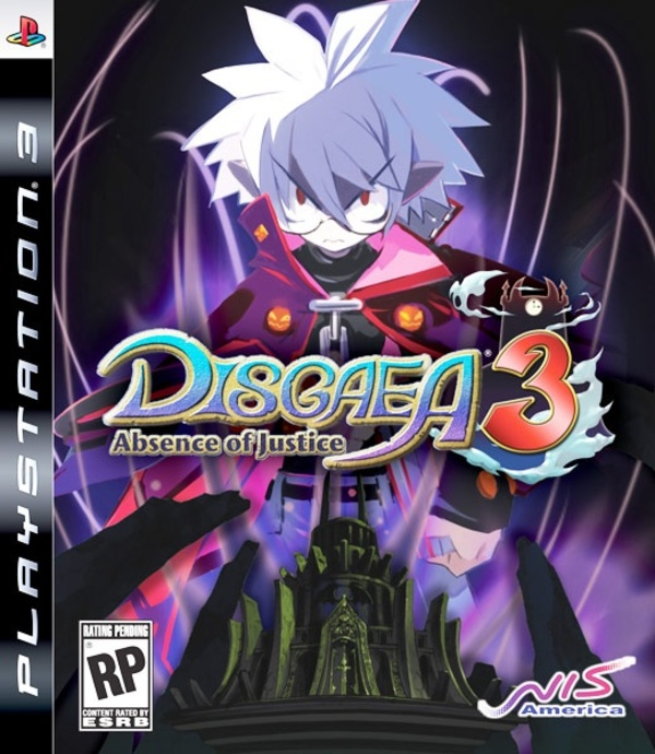 Cover zu Disgaea 3: Absence of Justice