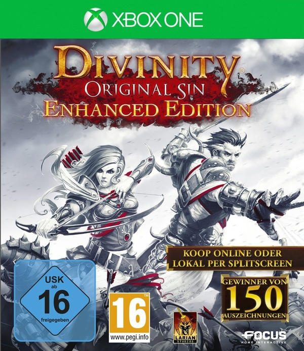 Cover zu Divinity: Original Sin - Enhanced Edition