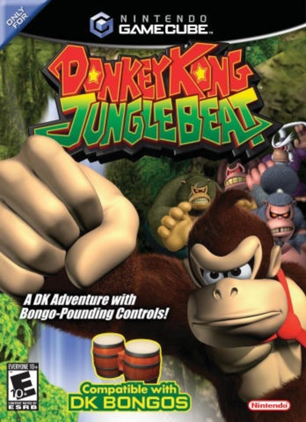 Cover zu Donkey Kong: Jungle Beat