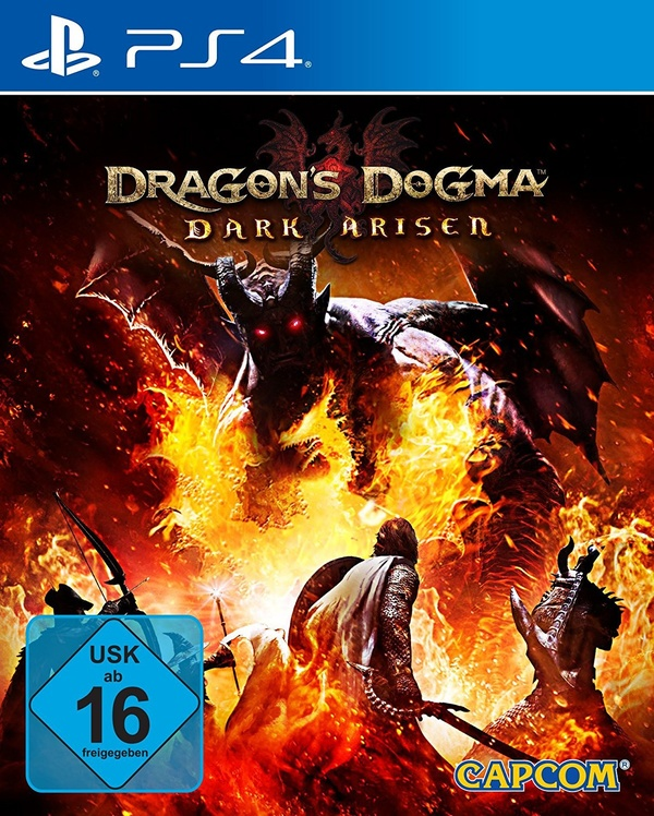 Cover zu Dragon's Dogma: Dark Arisen