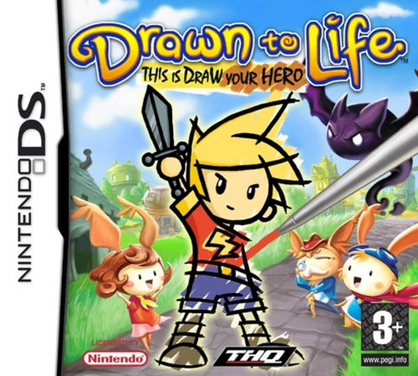 Cover zu Drawn to Life